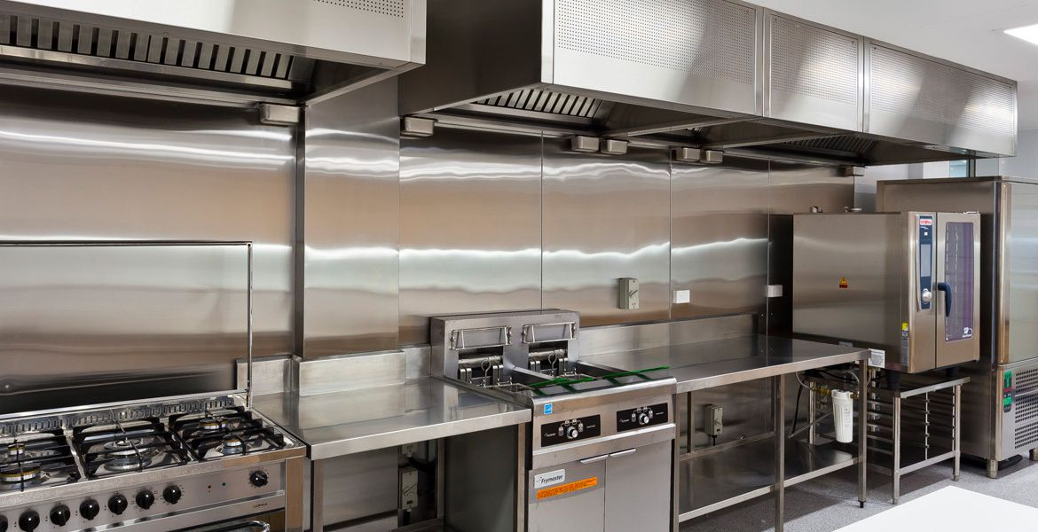 3 SITUATIONS TO USE STAINLESS STEEL GRAINED FINISH